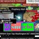 djSINyELo - Meteor over top washington DC