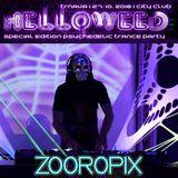 Zooropix @ Helloweed - City Club Trnava - Slovakia - 27.10.2018