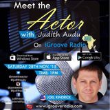 Meet The Actor with Judith Audu ft Joel Kindrick