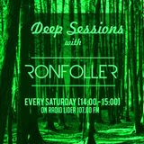 Deep Sessions with Ronfoller - 005 - 22.06.2013 radio Lider 107 FM (Baku)
