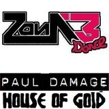 Paul Damage - The House of Gold (Radio3-Zona3/12-04-2001)