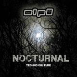 Elfö Dj - Nocturnal 27-10-2017 (Techno Culture)