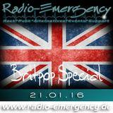 Britpop Special im Aufwachraum!