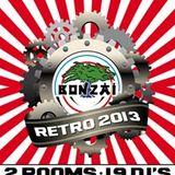 dj's Airwave & Quadran @ Bonzai Retro 23-11-2013