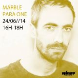 Para One - Marble Show @ Rinse France (2014.06.24)