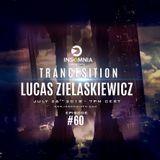Lucas Zielaskiewicz - TrancEsition 060 (26 July 2018) on Insomniafm