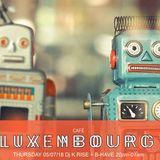 Place Lux Afterwork @ Café Luxembourg