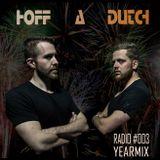 Hoff & Dutch Radio #003 YEARMIX