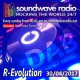 R-Evolution 30/04/2017 on soundwaveradio.net