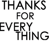 Thanks For Every Thing Mix