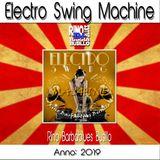 ELECTRO SWING MACHINE P240