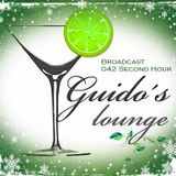 Guido's Lounge Cafe Broadcast#042 Winter Special (Second hour) (20121221)