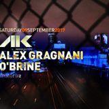AK ED002 Alex Gra & O'Brine on RIR Radioshow September 9, 2017