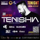 Electro Smash Set @ Zentral Club Hong Kong | Top 50 DJ Tenishia