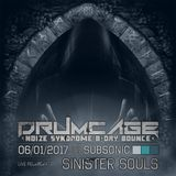 Drumcage 06-01-2017 Liveset - Sinister Souls
