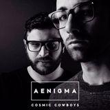 Cosmic Cowboys: AENIGMA Radio Show - June 2017