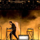Glastonbury Festivals - 04 - Moderat -Live- (Monkeytown Records) @ Worthy Farm Pilton (22.06.2017)