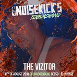 The Vizitor @ Noisekick's Terrordrang 11.08.2018