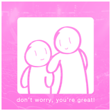 "Petriform - ""Don't Worry, You're Great!"" listening party on 8bitx! 8.18.2016"