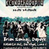 Djokerface @ Klangtherapie Festival #9 (2011) - Tonquadrat-Stage