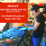 Record Store Day - Kane FM broadcasting from Dance 2 - Kane DJs - Ivan - Miss Tyson - Bass Science