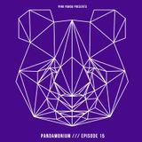 #15 Pandamonium Show - Radio Show Episode 15