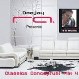 RA. DEEJAY PRESENTA CONCEPTUAL MIX VOL. 4 (2014)   DESPUES DE UN LARGO AÑO ...I'M BACK !!