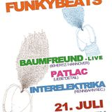 Tanzengehen Podcast #8: Baumfreund Live @ FunkyBeats - July 2012