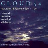 Innerise Dj set Live @ Cloud54 18/2/17