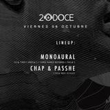 Monoaural @ 20DOCE (06.10.2017)