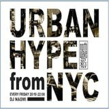 """2019/06/14 FM NORTH WAVE """"Urban hype from NYC"""""""