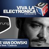 Viva la Electronica pres Lee van Dowski (Cadenza)