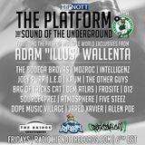 22/07/16 HiPNOTT Presents: The Platform