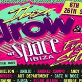 Victor Calderone - Live @ ElRow at Space (Ibiza) - 16.08.2015