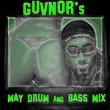 Guv's April DnB mix