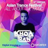 Khoa Tran - Asian Trance Festival 6th Edition 2019-01-19 Full Set