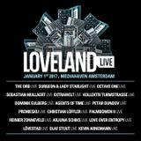 Surgeon & Lady Starlight (Live PA) @ Loveland Live - Mediahaven Amsterdam - 01.01.2017