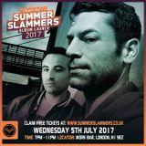 Summer Slammers 2017 Album Launch - 01 - Insomniax (Viper) @ Work Bar Nightclub London (05.07.2017)