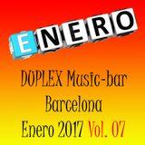 Dj IXMATRIX, DUPLEX Music-bar, Barcelona, Enero 2017-Vol 07