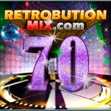 Retrobution Volume 70 – 70's Disco, 119-133 bpm