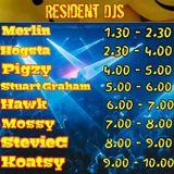 O.S.R Saturday - Universal Dance Radio (#Koatsy008 9pm-10pm Every Saturday)