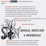 Special Mixtape 4 Duhbullo