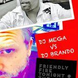 Dj Mega vs Dj Brando - Sat Nov 18 2017