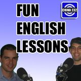 English Learning Podcast |china232.com | 001 - Humour