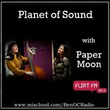 Planet of Sound (with Paper Moon) - [12/03/2018]