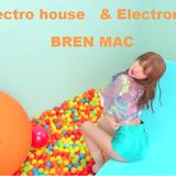 Electro house   & electronica  (set 54)