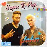 Super Kpop With DJ Sam, 28 January 2016 (With John)