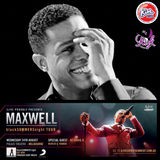 MzRizk Chats to Maxwell - blackSUMMERSnight Tour 2016