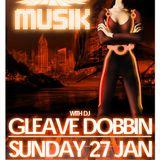 Gleave Dobbin Live.... Musik @ Thompsons 27-1-13