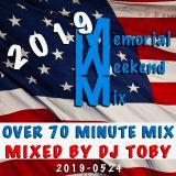 Memorial Weekend Mix 2019 (2019-0524)